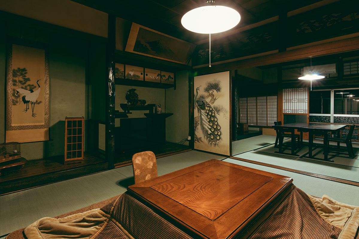 2階特別室